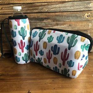 Handbags - Multi Colored Cactus Set